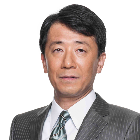 政務調査会長(兼)HS政経塾 顧問 江夏正敏